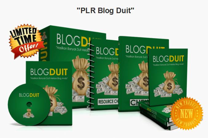 PLR Blog Duit