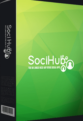SociHub – 6 Social Media Marketing in 1 Place