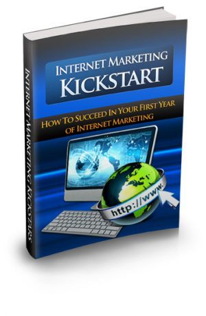 Internet Marketing Kickstart – Cover