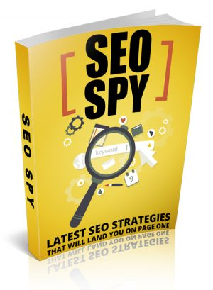 SEO Spy – Cover