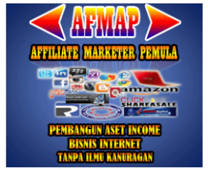 screenshot Affiliate Marketer Pemula