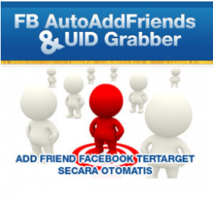 screenshot FB Auto Add Friends