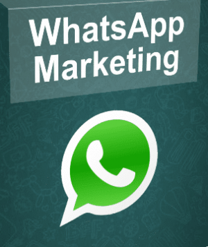 screenshot Whatsapp Marketing